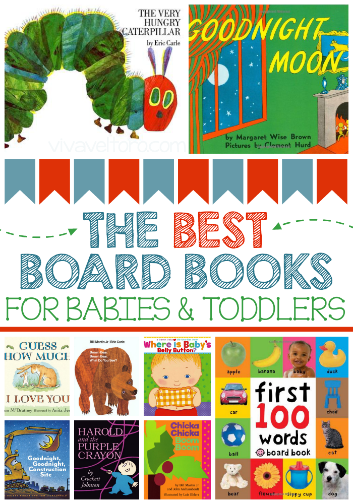 Best Board Books for babies and toddlers. #4 is one of our ...