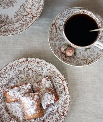 Classic Beignets: recipe. Just in case we attempt another Princess and The Frog Family Fun Friday.