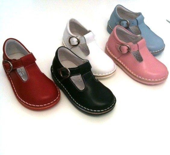 T Bar Leather Sandal | Leather sandals