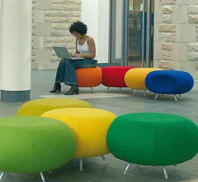 Colorful Desk Chairs Umbra Oh Chair Office Cheapofficechairs Camp Pinterest