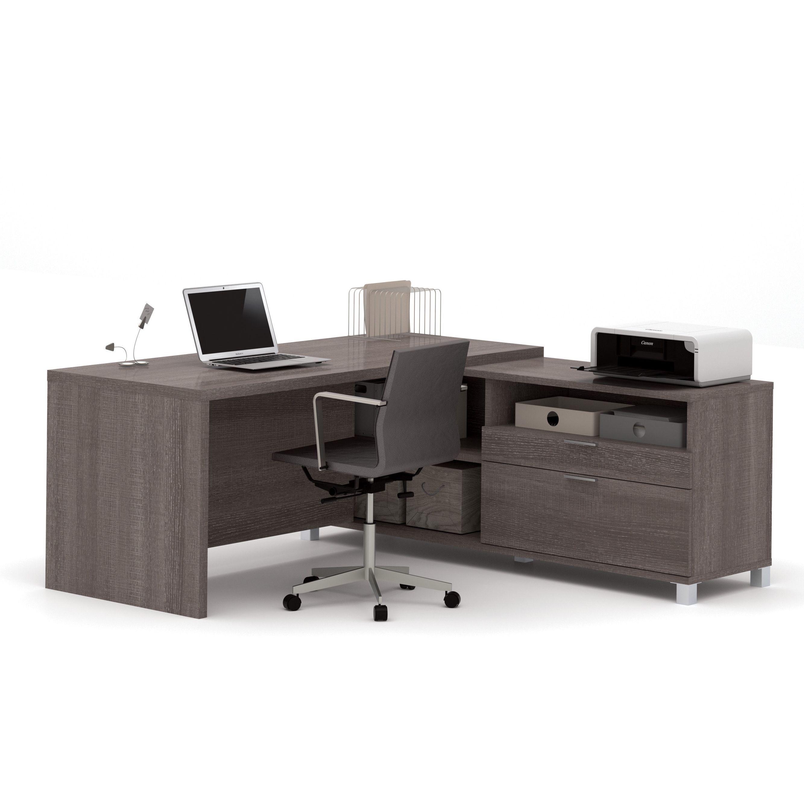 Bestar prolinea ldesk products pinterest desks office