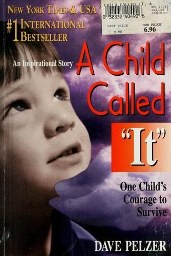 """A child called """"It"""" by Dave Pelzer, BookLikes.com #books"""