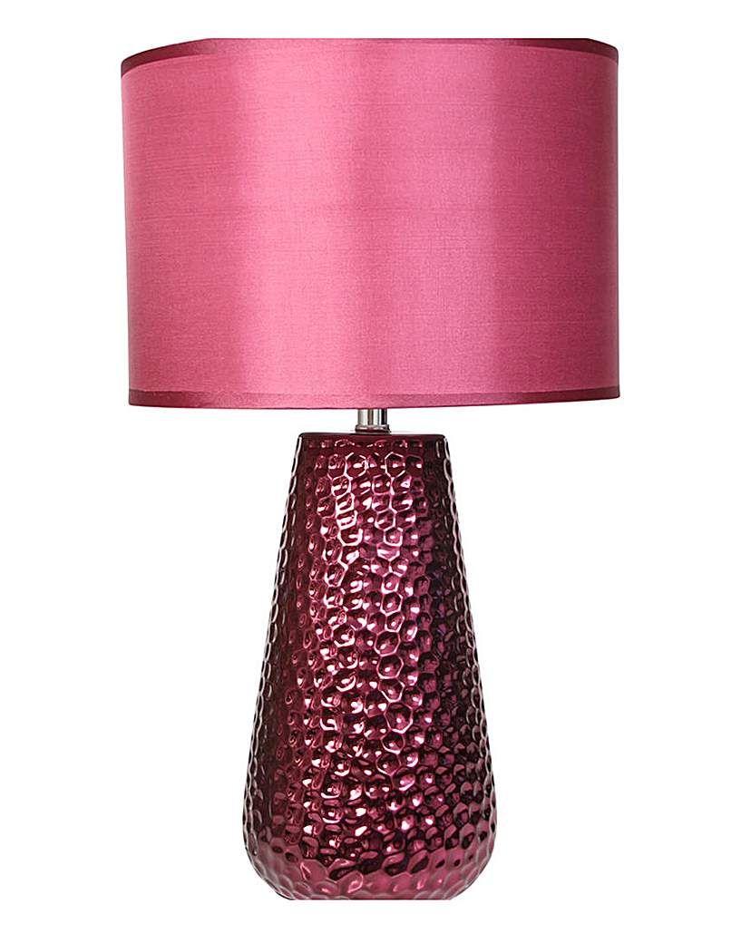 Gabanna Ceramic Table Lamp | Ceramic table lamps, Lamp