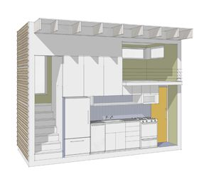 The Microhouse Smart Module A Prefab Unit That Contains