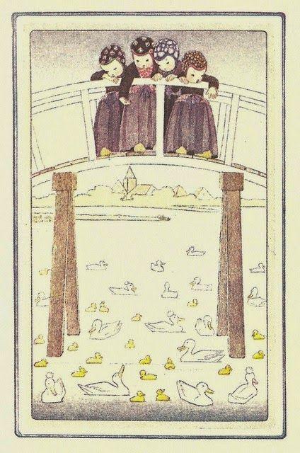 Soloillustratori: Henriette Willebeek la Mair