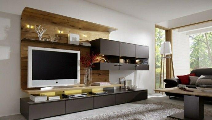 TV Wände für die perfekte Inneneinrichtung! - inneneinrichtung