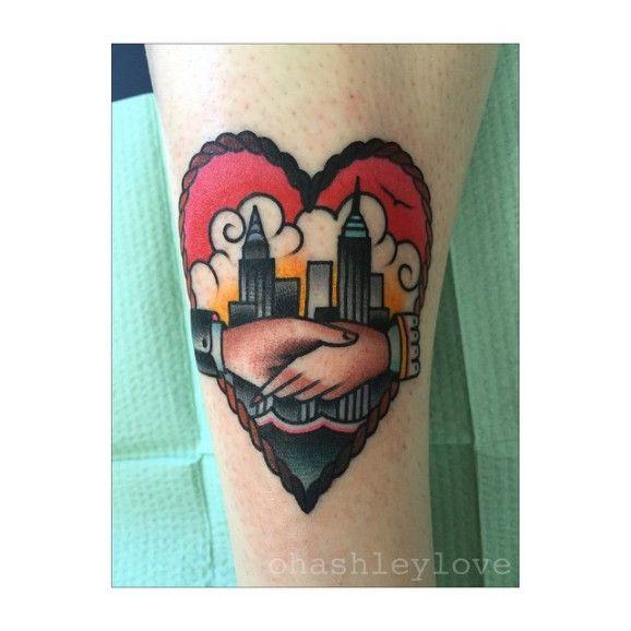 NYC Tattoo - Ashleylove