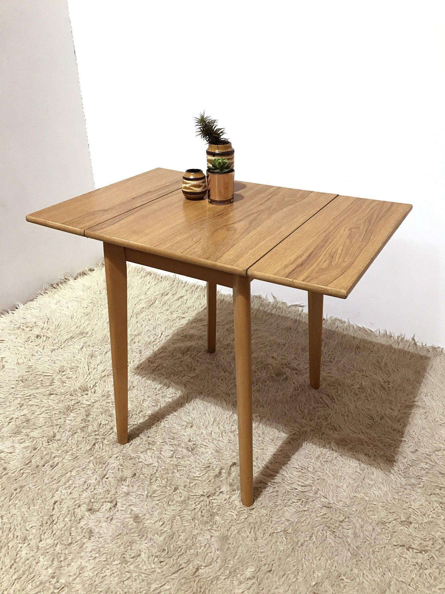 petite table de cuisine extensible en