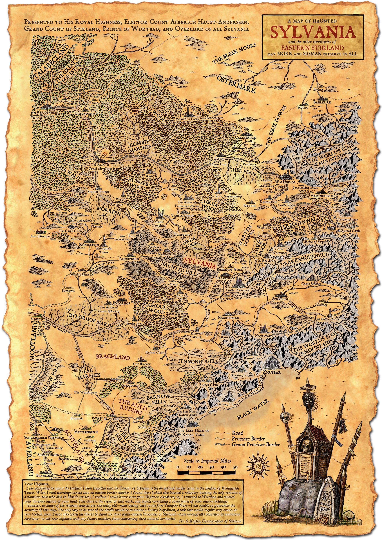 Sylvania | Cartography in 2019 | Fantasy city map, Fantasy map, Map