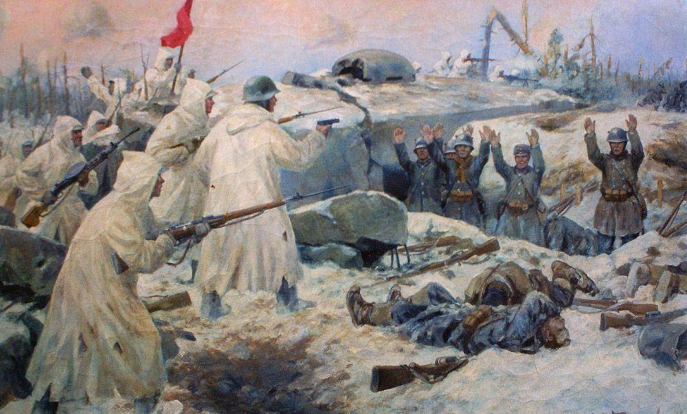 Коллапс 6-й армии