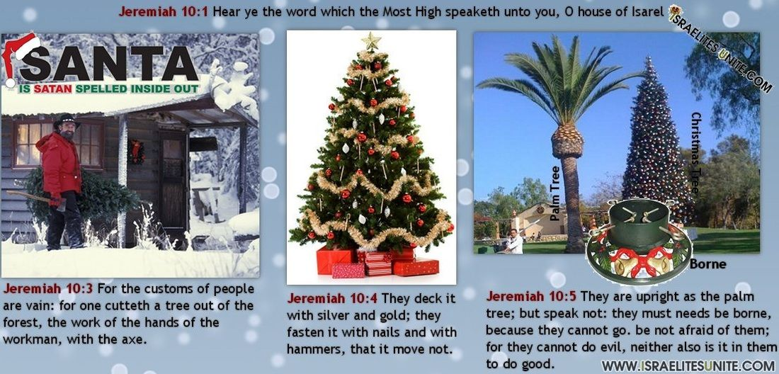 Image result for christmas is pagan jeremiah kjv | The TRUTH about ...