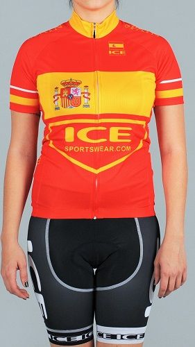 Spain National Jersey