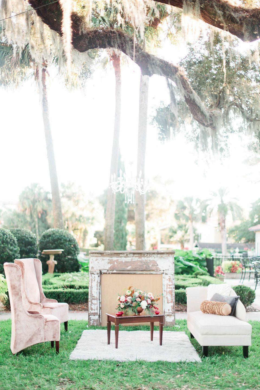 Elegant Garden Wedding Ideas