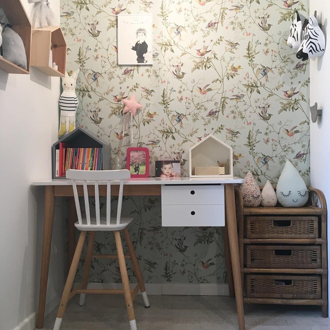Papier peint hummingbirds en 2019 papier peint chambre - Papier peint pour chambre d enfant ...