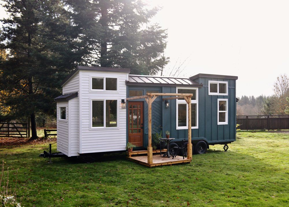 Tiny Home Designs: Pacific Getaway - Handcrafted Movement