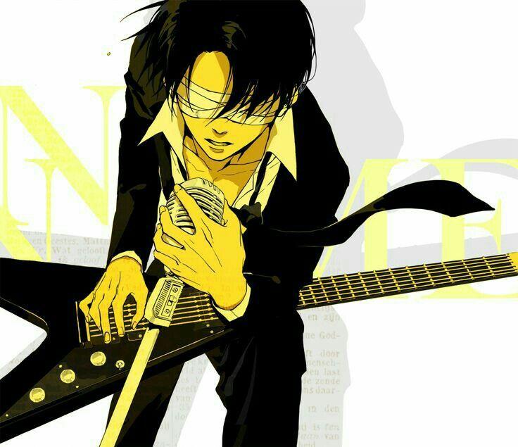 No Name, Playing, Guitar, Singing, Levi Ackerman