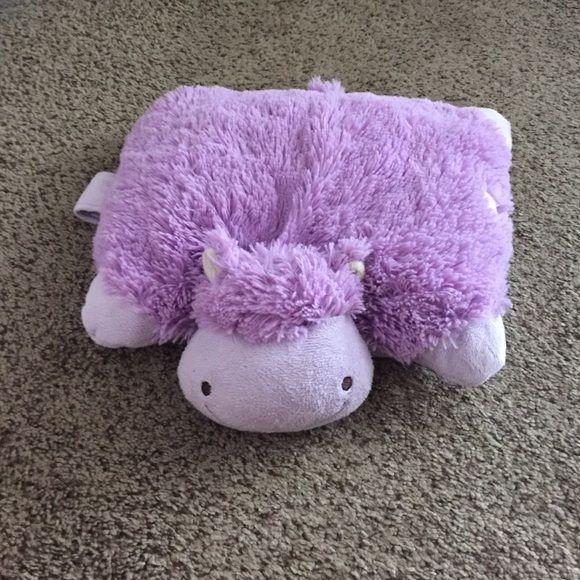 pillow pet hippo cheap online