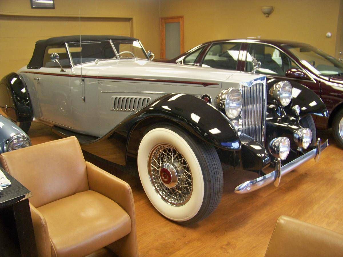 1934 Packard 1107 for sale #1656484 - Hemmings Motor News   Packards ...