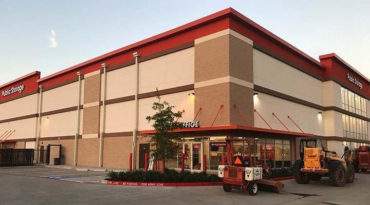 Public Storage Opens New Self Storage Facility In Humble Self Storage Storage Facility Houston Real Estate