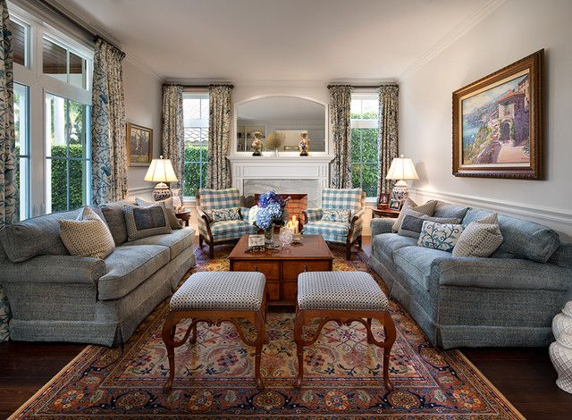 Fascinating British Colonial Style Living Room Fascinating