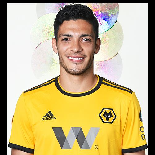 Raul Jimenez Wolverhampton Wanderers Premier League League