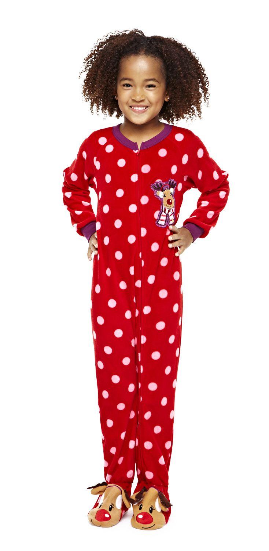4cb6707c9c81 Teen Girl Footie Pajamas