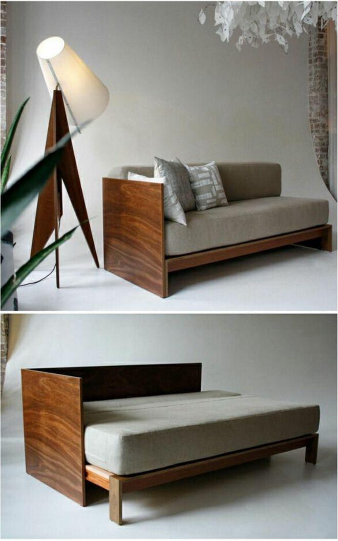 13 Examples Of Multifunctional Furniture That Not Only Save Space But Double It Mobilier De Salon Deco Maison Meuble En Carton