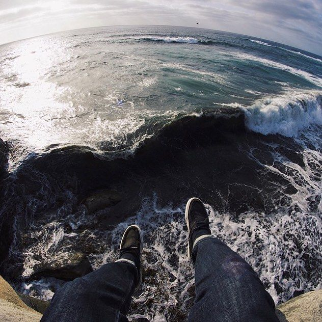 Fresh point of view. Who would you chill here with?  @sebg9 // Your source for GoPro, Drone & Smartphone Camera & Tech Gear // www.GoWorx.com