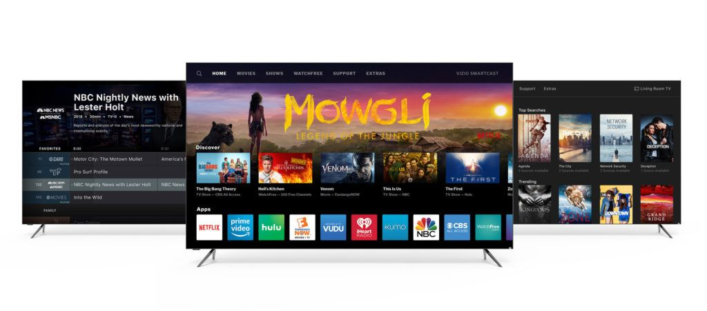 Ces Vizio Adds Airplay 2 And Homekit To Smartcast Apple Must Vizio Kit Homes Nbc Nightly News