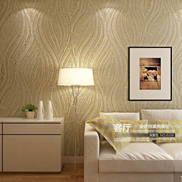 Cheap wallpapers on sale at bargain price buy quality for Cheap living room wallpaper