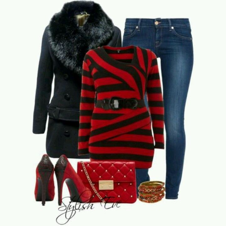 Love the red / black theme!