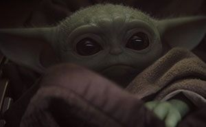 Baby Yoda Has Become The Internet S Favorite Meme And He S Been Adopted By Native American Communities As One Of Their Star Wars 1977 Native Art First Nations