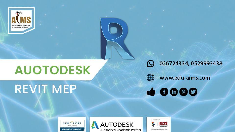 Get Project Based Autodesk Revit Mep Training in Abu Dhabi