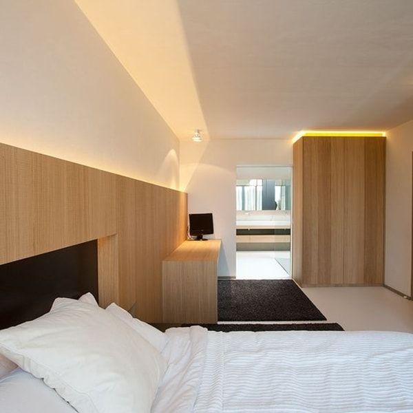 Ventajas de la iluminaci n led eficiencia energ tica iluminaci n de dormitorios iluminaci n - Iluminacion indirecta dormitorio ...