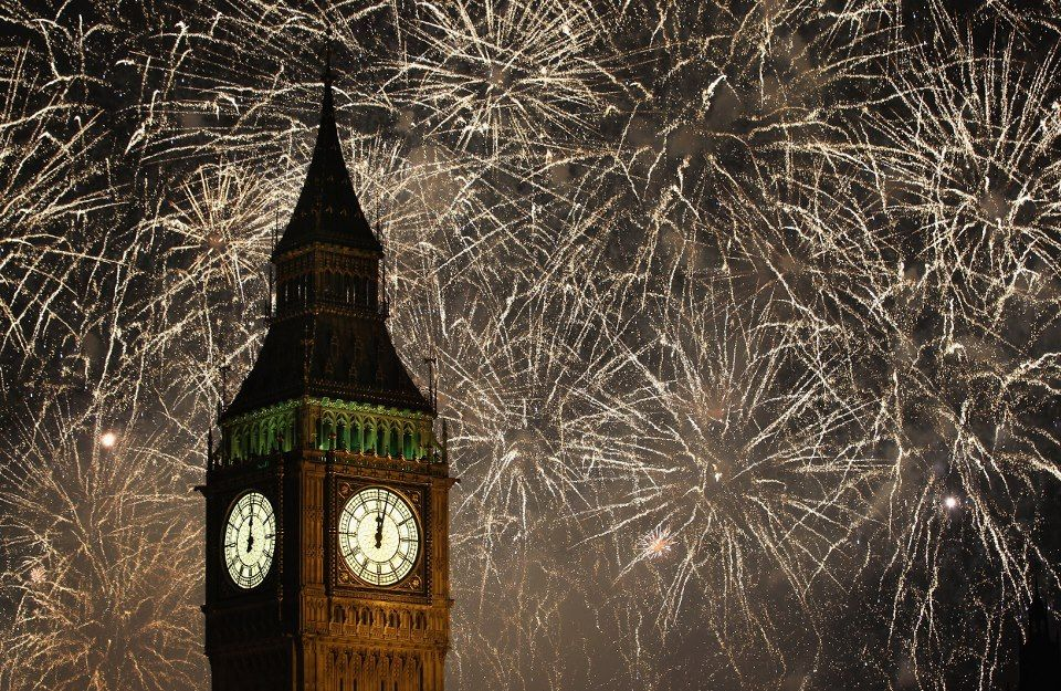 Adventures In Quilting And Sailing Big Ben New Years Eve Fireworks New Year Fireworks