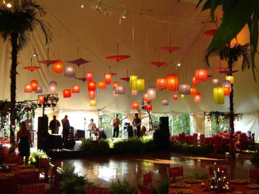 Korean wedding decoration ideas  Paper Lanterns and More at Luna Bazaar  Déco  Pinterest  Wedding