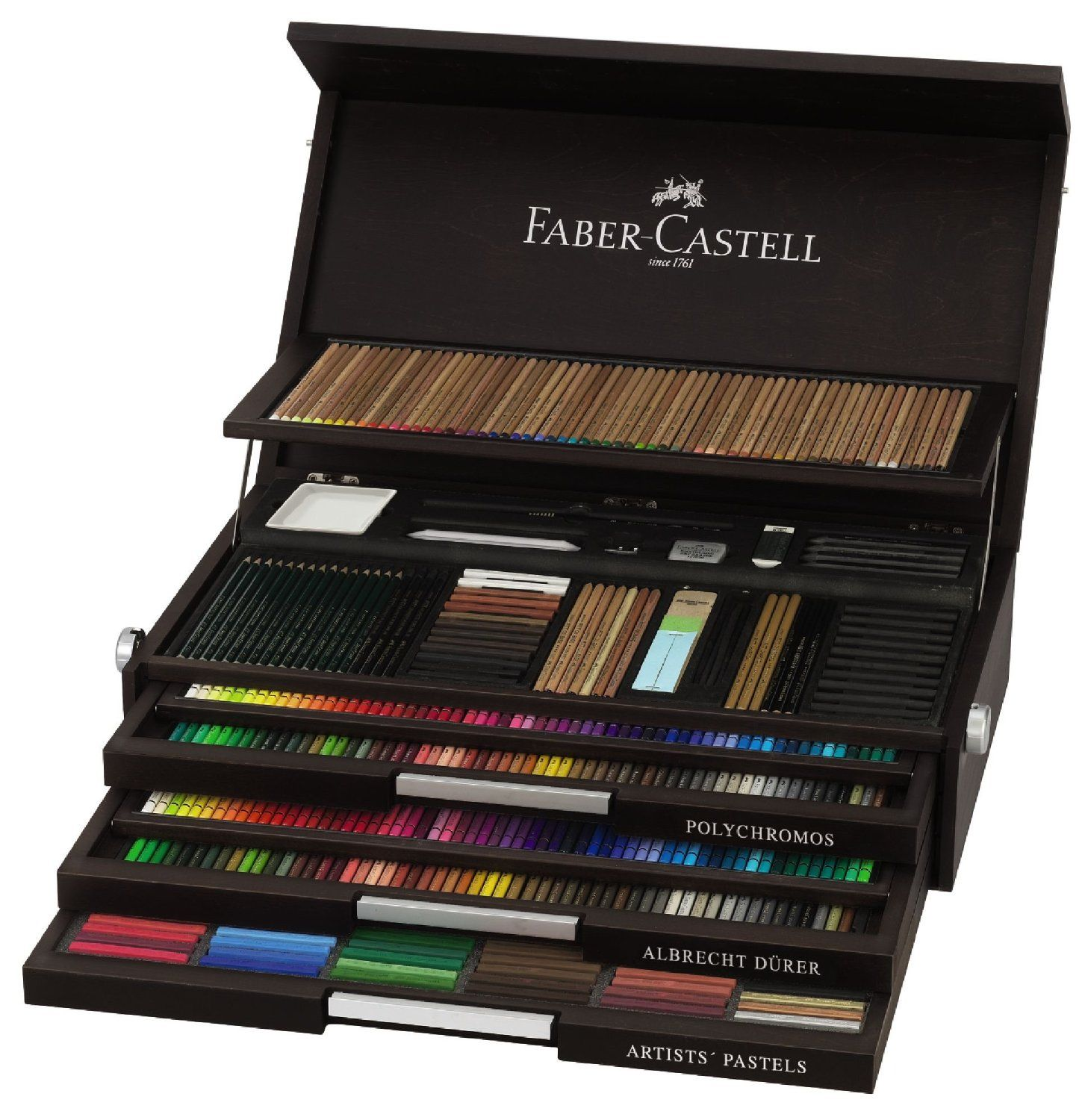look at this sexy gentleman over here Faber Castell 250th
