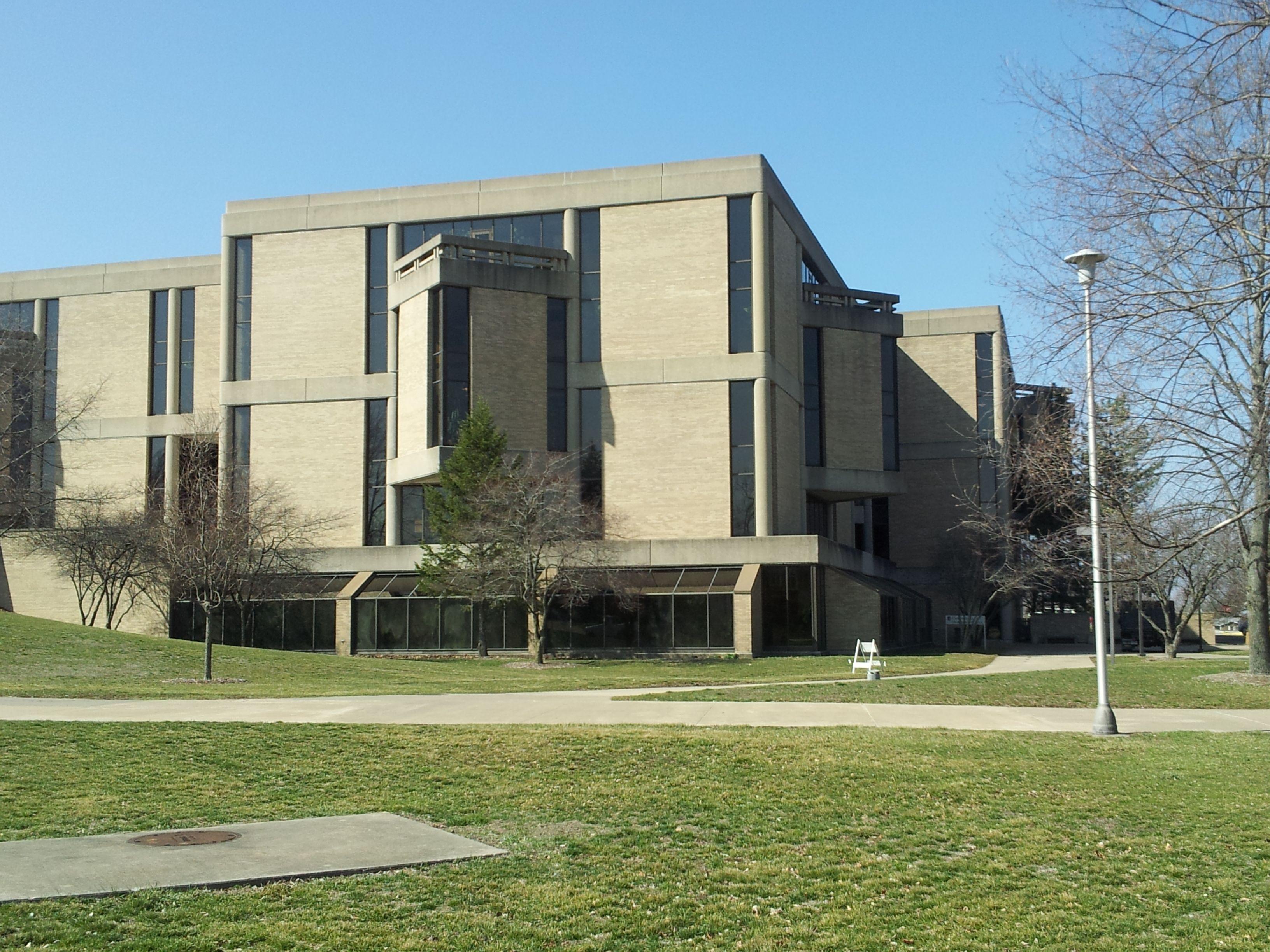 Explore Western Illinois University And More! Malpass Library Part 77