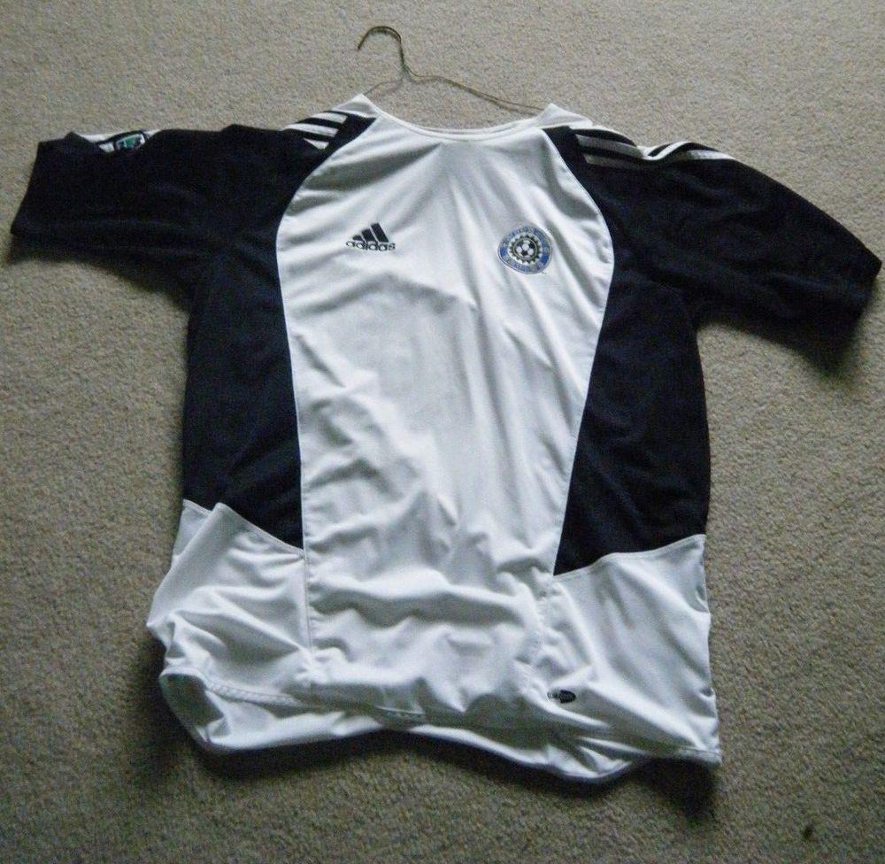 fedac9adf Colorado Rapids MLS Vintage Men s Adidas Soccer Warmup Top Sz. Large Used   adidas  ColoradoRapids