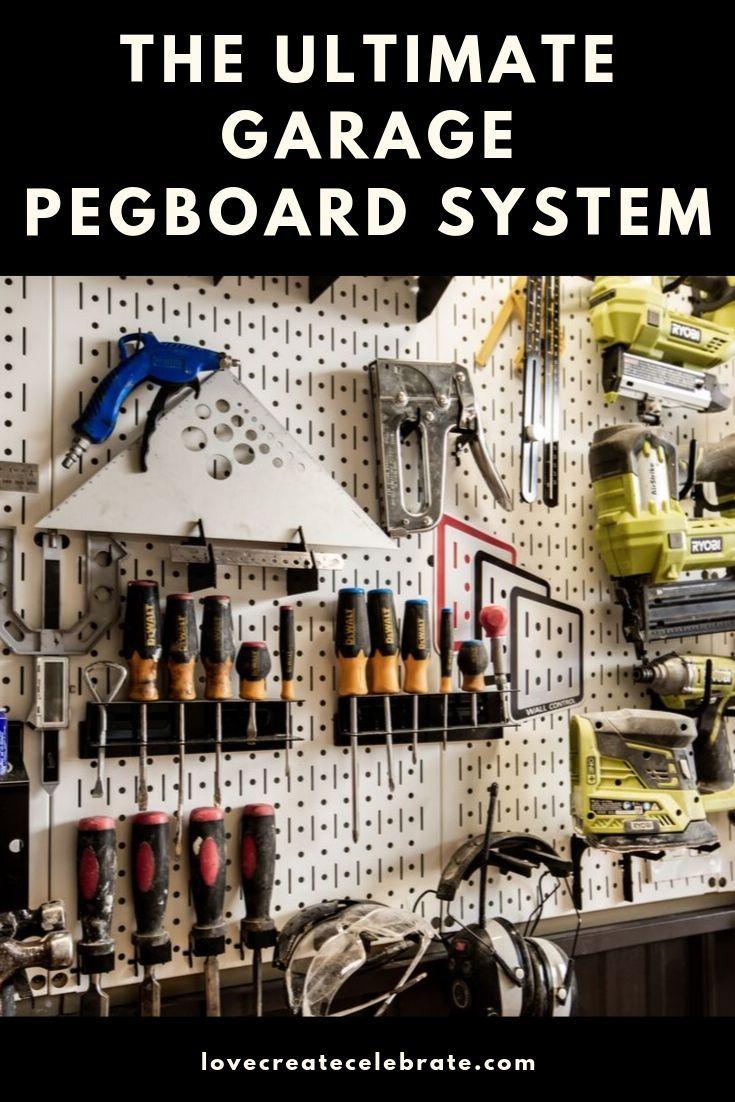 Pin On Garage Organization