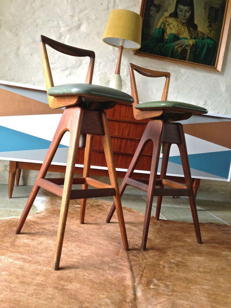10 designer bar stool ideas and pictures in 2020  retro