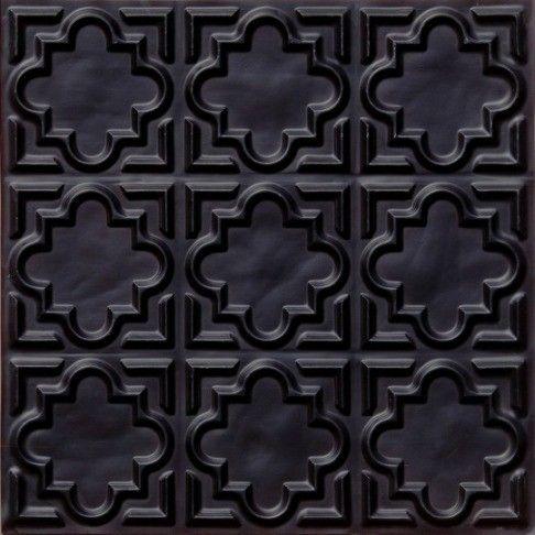 142 Black 24 X 24 Pvc Ceiling Tiles Ceiling Tiles Faux Tin Ceiling Tiles Faux Tin Ceiling Tin Ceiling