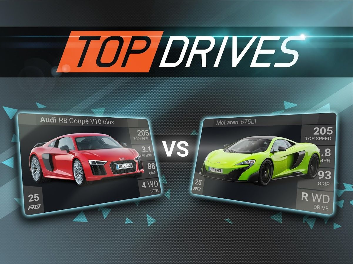 Top Drives Car Racing On Your Windows / Mac PC Download