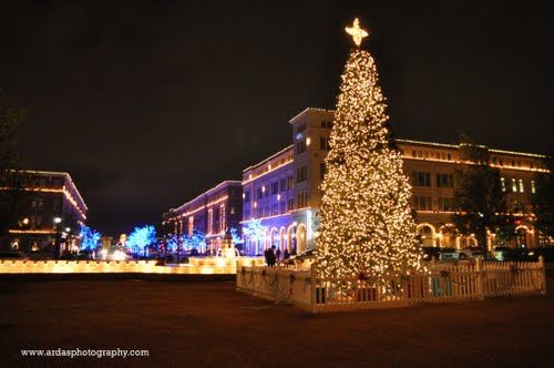 Christmas in Frisco Square-This year with an outdoor ice-skating ...