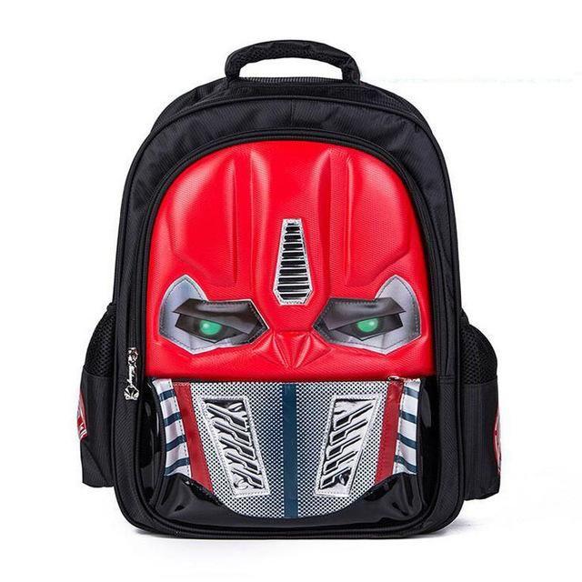64e749982c93 LED Flashing Light EVA 3D New Cartoon School Bags For Boys Little Children  Backpacks Kids SchoolBag Cool Backpack School Bag