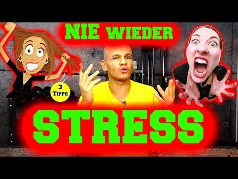 😩😭 NIE wieder STRESS mit diesen 3 TIPPS‼️ Stress abbauen💡