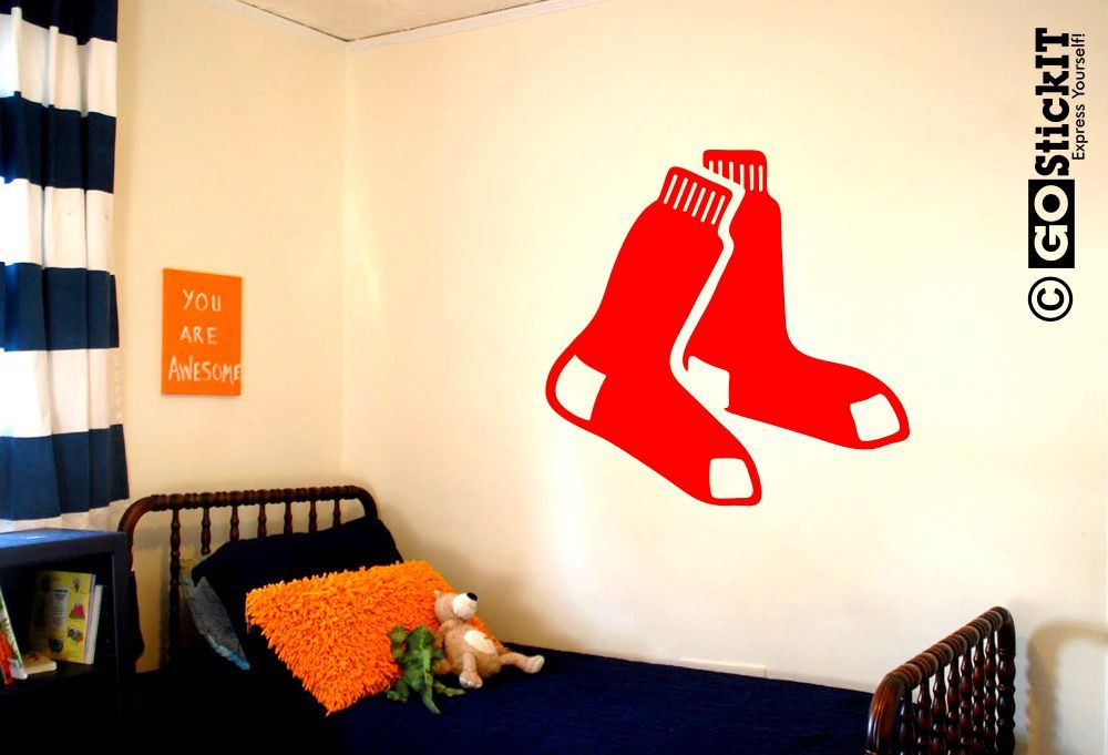 Red Sox Wall Decor - Home Decorating Ideas