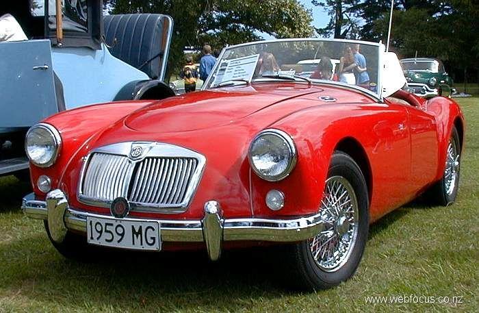 Classic Mg Mg Cars Pinterest Cars Motor Car And Sports
