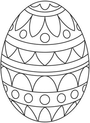 Ostereier Zum Ausmalen Ausdrucken Kostenlos Easter Egg Coloring Pages Easter Egg Designs Easter Coloring Pages
