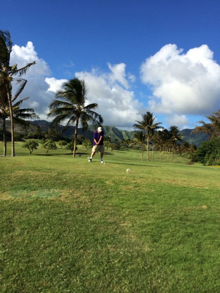 Pin by Zsolow on Golfing ⛳️ ‍♀️ Kauai, Golf courses